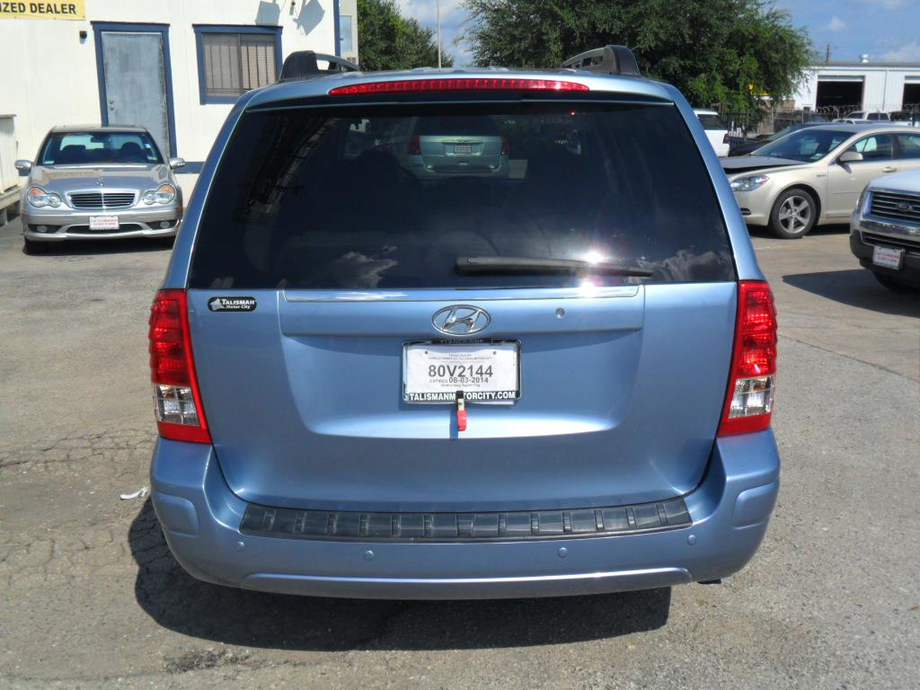 2008 Hyundai Entourage Gls Mini Van 4dr In Houston Tx