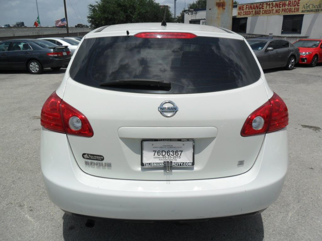 2008 Nissan Rogue S Crossover 4dr In Houston Tx Talisman