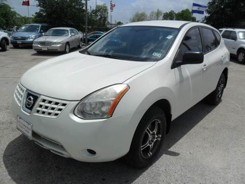 2008 Nissan Rogue for sale at Talisman Motor City in Houston TX