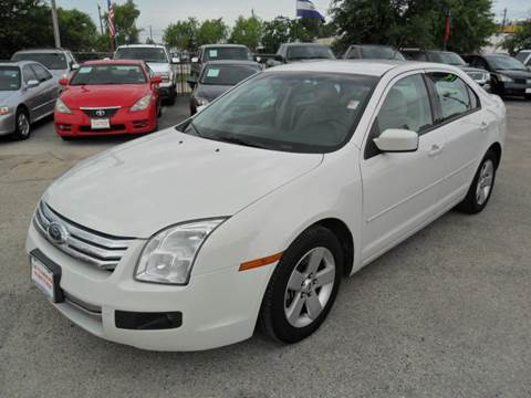 2009 Ford Fusion for sale at Talisman Motor City in Houston TX