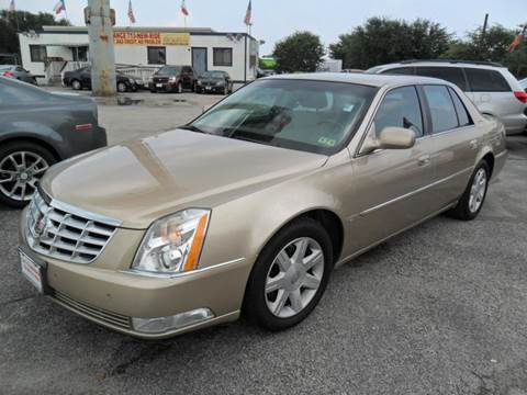 Cadillac Dts For Sale In Houston Tx Carsforsale