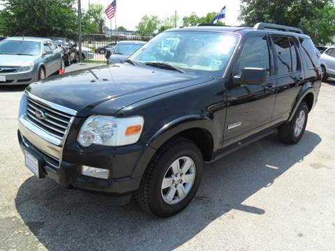 2008 Ford Explorer for sale at Talisman Motor City in Houston TX