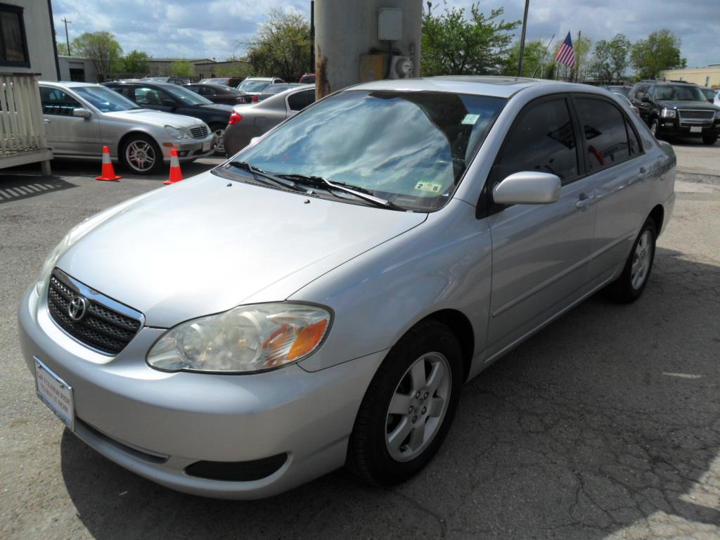2005 Toyota Corolla for sale at Talisman Motor City in Houston TX