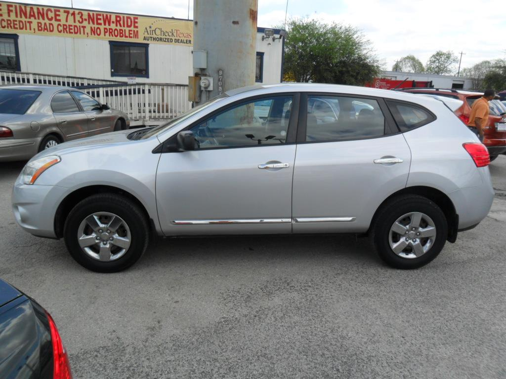 2011 Nissan Rogue AWD S 4dr Crossover - Houston TX