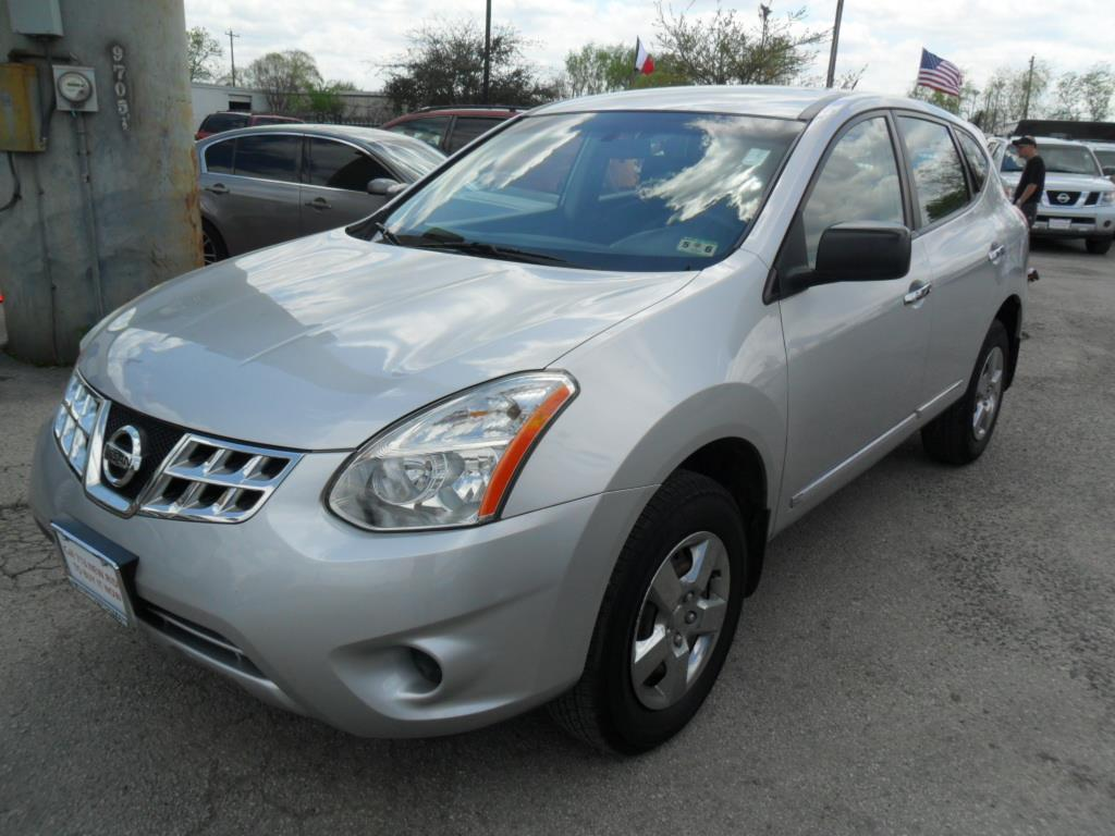 2011 Nissan Rogue for sale at Talisman Motor City in Houston TX