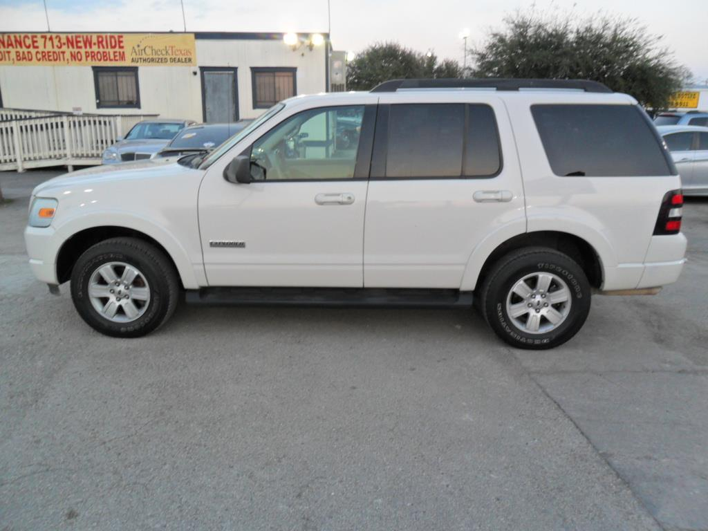 2008 Ford Explorer 4x2 XLT 4dr SUV (V6) In Houston TX - Talisman