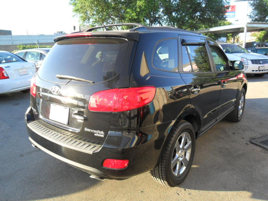 2007 Hyundai Santa Fe Se In Houston Tx Talisman Motor City