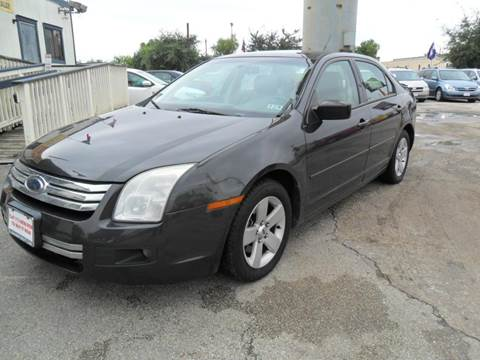 2007 Ford Fusion for sale at Talisman Motor City in Houston TX