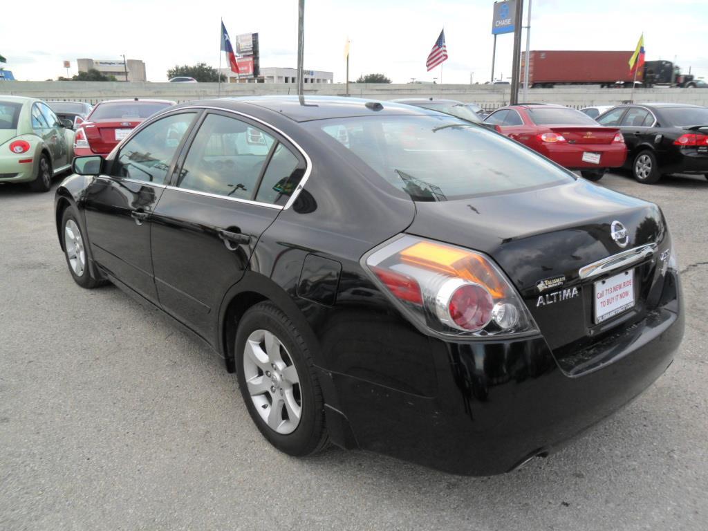 2009 Nissan Altima 2.5 S 4dr Sedan CVT - Houston TX
