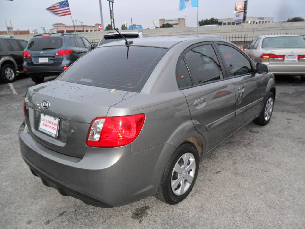 2011 kia rio lx 4dr sedan in houston tx talisman motor city. Black Bedroom Furniture Sets. Home Design Ideas