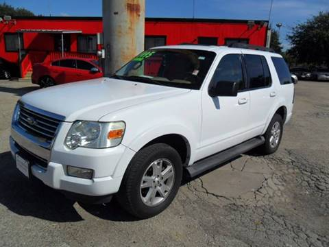 2009 Ford Explorer for sale at Talisman Motor City in Houston TX