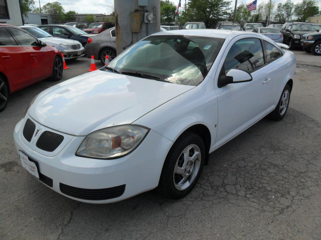 2007 Pontiac G5 for sale at Talisman Motor City in Houston TX
