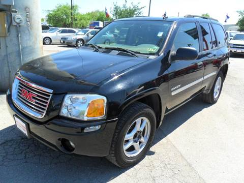 2006 GMC Envoy for sale at Talisman Motor City in Houston TX