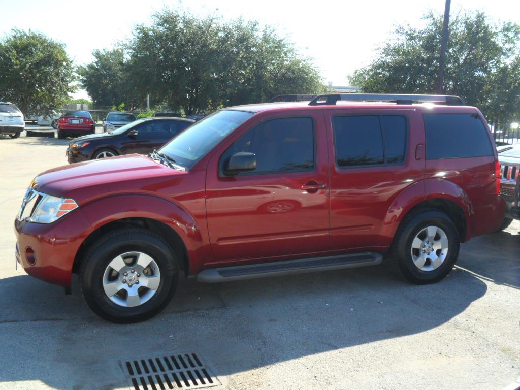 2008 Nissan Pathfinder 4x2 LE 4dr SUV - Houston TX