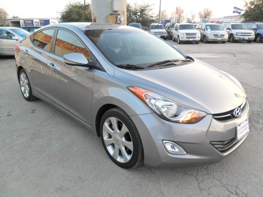 2011 Hyundai Elantra Gls In Houston Tx Talisman Motor City