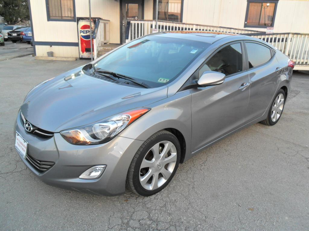 2011 Hyundai Elantra Gls In Houston Tx Talisman Motor City