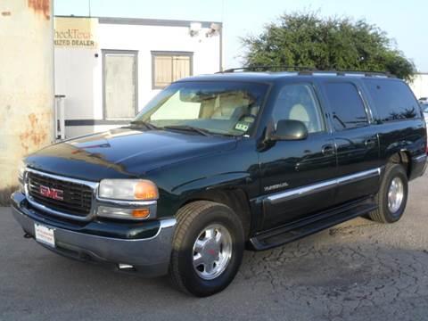 2001 gmc yukon for sale in texas for Mega motors houston tx