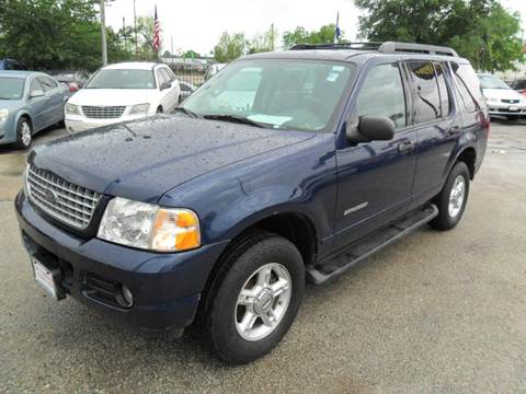 2005 Ford Explorer for sale at Talisman Motor City in Houston TX