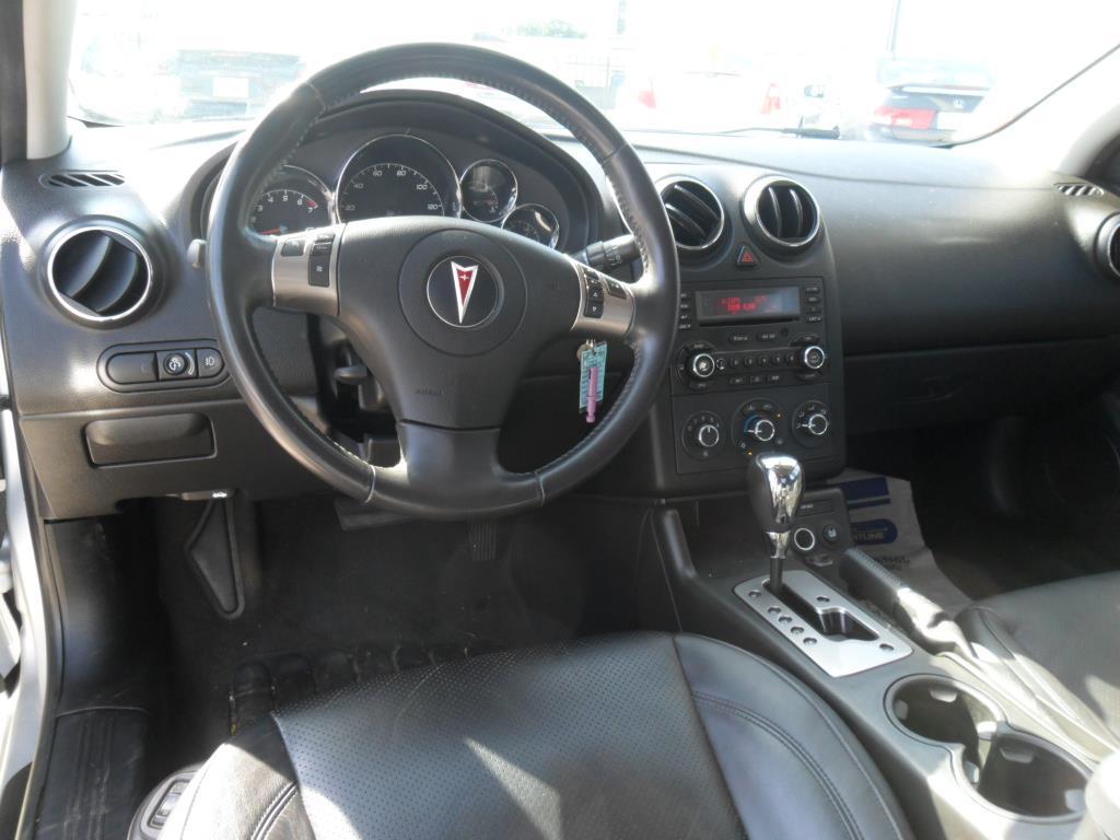 2009 Pontiac G6 GT 4dr Sedan w/1SA - Houston TX