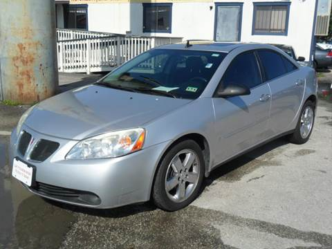 2009 Pontiac G6 for sale at Talisman Motor City in Houston TX