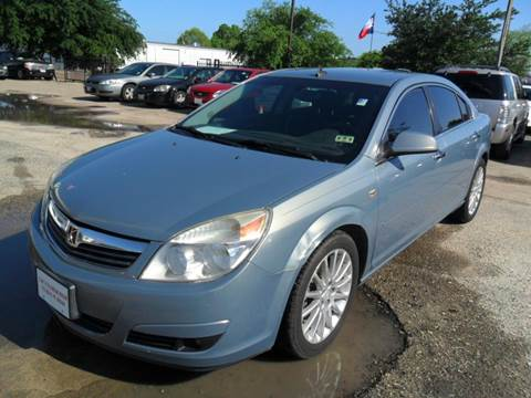 2008 Saturn Aura for sale at Talisman Motor City in Houston TX
