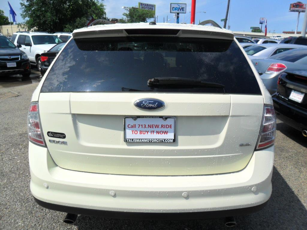 2007 Ford Edge Sel 4dr Suv In Houston Tx Talisman Motor City