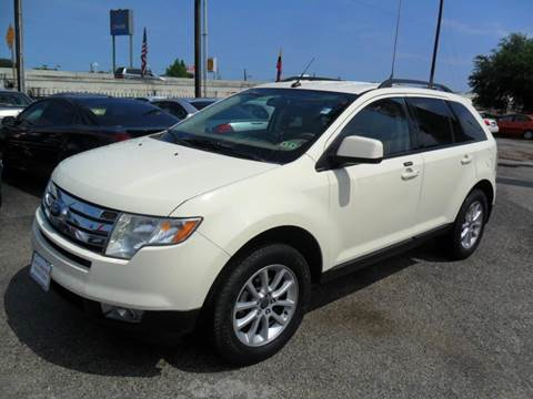 2007 Ford Edge for sale at Talisman Motor City in Houston TX