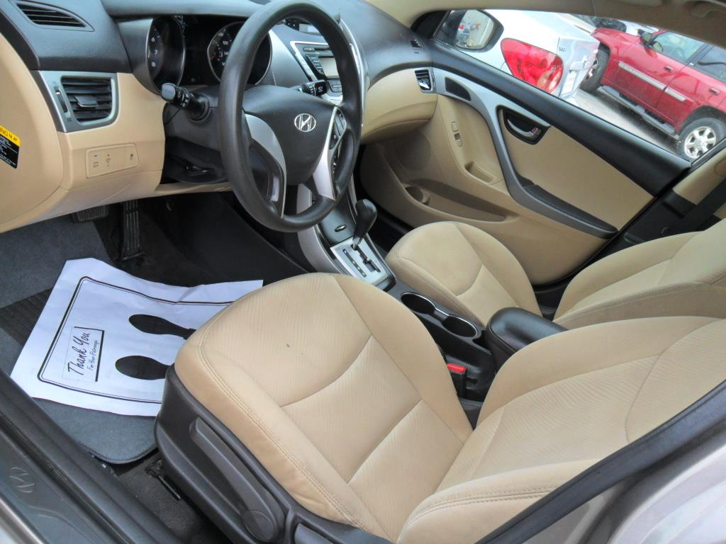 2012 Hyundai Elantra GLS (A6) - Houston TX