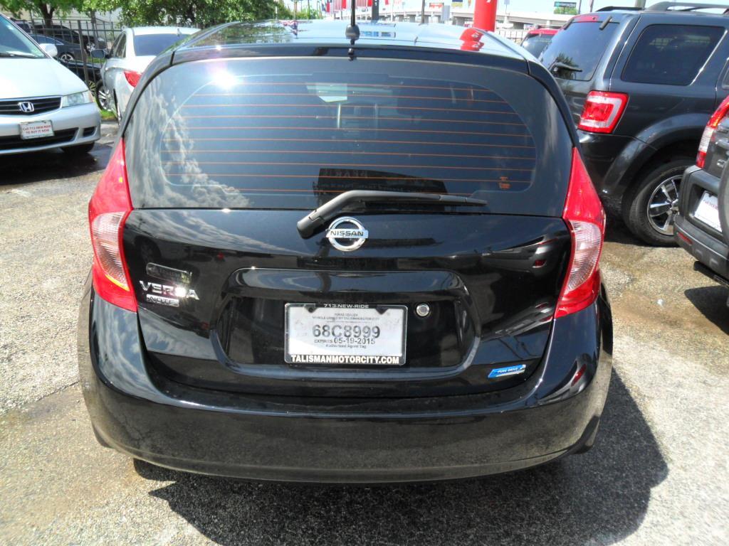 2015 Nissan Versa Note S Plus 4dr Hatchback - Houston TX