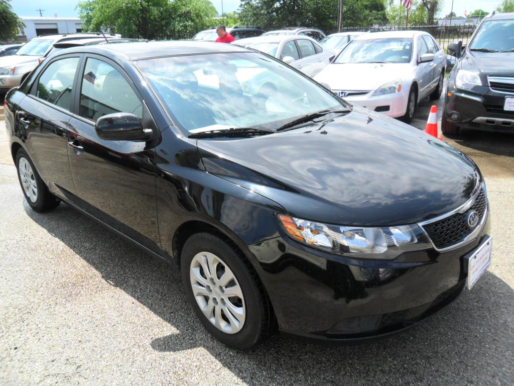 2011 kia forte lx 4dr sedan 6a in houston tx talisman. Black Bedroom Furniture Sets. Home Design Ideas
