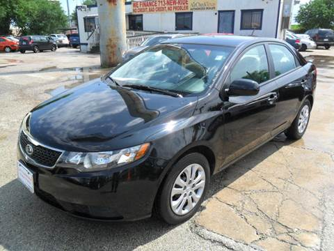 2011 Kia Forte for sale at Talisman Motor City in Houston TX