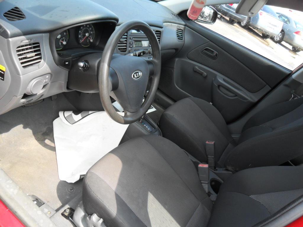 2007 Kia Rio LX 4dr Sedan (1.6L I4 4A) - Houston TX