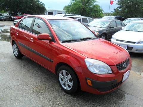 2007 Kia Rio for sale at Talisman Motor City in Houston TX