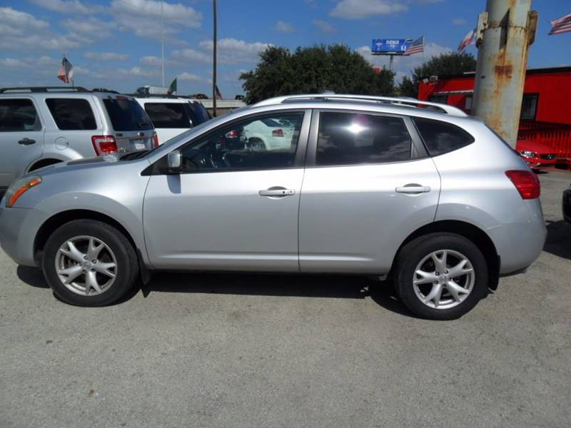 2009 Nissan Rogue SL Crossover 4dr - Houston TX