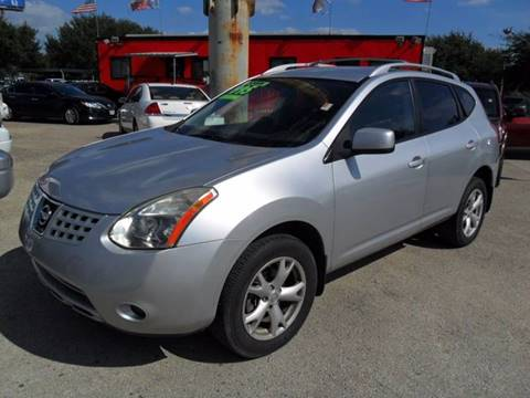 2009 Nissan Rogue for sale at Talisman Motor City in Houston TX
