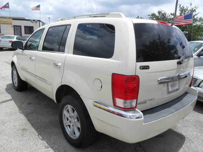 2008 Chrysler Aspen 4x2 Limited 4dr SUV - Houston TX