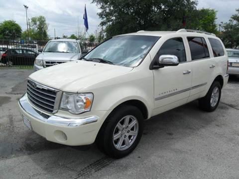 2008 Chrysler Aspen for sale at Talisman Motor City in Houston TX