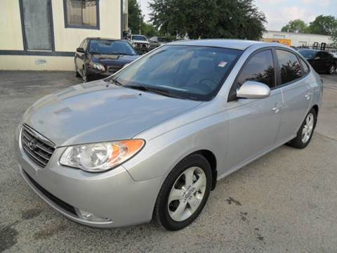 2009 Hyundai Elantra for sale at Talisman Motor City in Houston TX