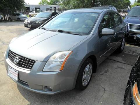 2008 Nissan Sentra for sale at Talisman Motor City in Houston TX