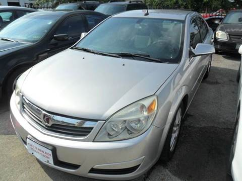 2007 Saturn Aura for sale at Talisman Motor City in Houston TX