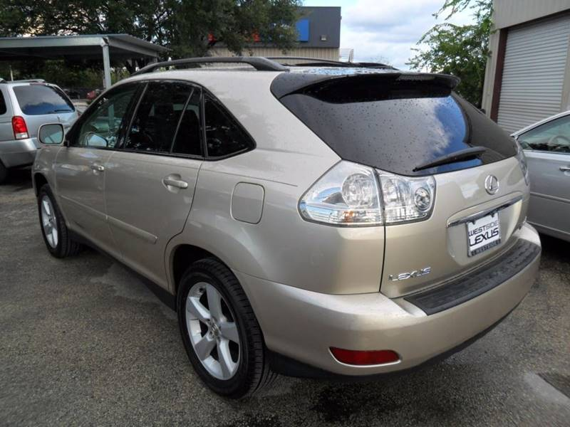 2005 lexus rx 330 fwd 4dr suv in houston tx talisman. Black Bedroom Furniture Sets. Home Design Ideas