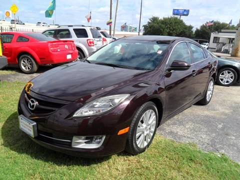 2010 Mazda MAZDA6 for sale at Talisman Motor City in Houston TX