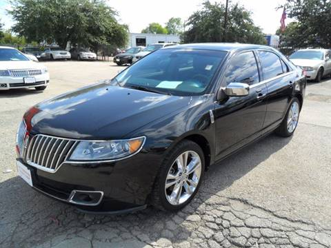 2010 Lincoln MKZ for sale in Houston, TX