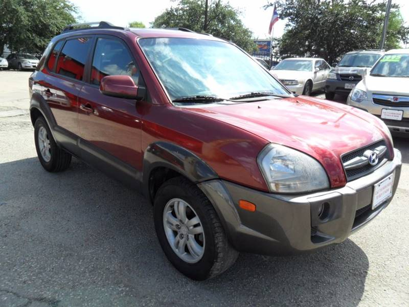2007 hyundai tucson se 4dr suv in houston tx talisman. Black Bedroom Furniture Sets. Home Design Ideas