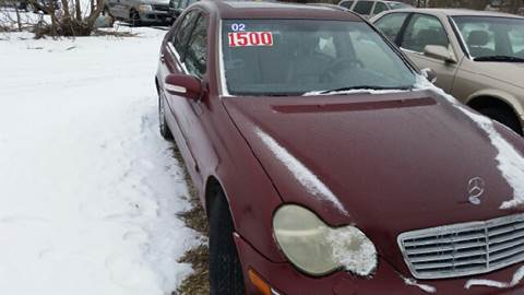 2001 Mercedes-Benz C-Class for sale at Harmony Auto Sales in Marengo IL