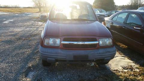 2001 Chevrolet Tracker for sale in Marengo, IL