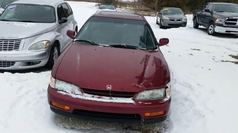 1994 Honda Accord for sale at Harmony Auto Sales in Marengo IL