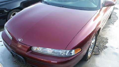 2000 Oldsmobile Intrigue for sale at Harmony Auto Sales in Marengo IL