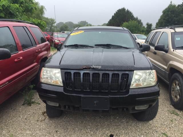 2000 Jeep Grand Cherokee For Sale At Harmony Auto Sales In Marengo IL