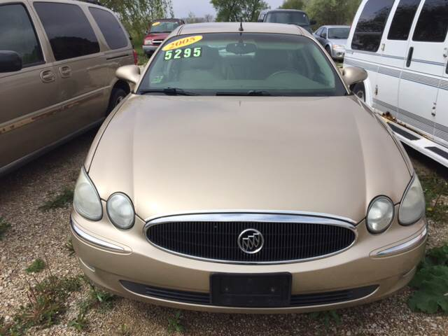 2005 buick lacrosse cxl in marengo il harmony auto sales. Black Bedroom Furniture Sets. Home Design Ideas